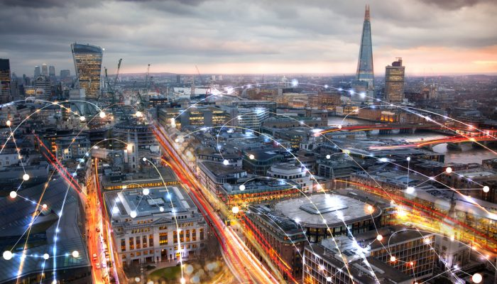 More than half of all commercial property purchases in the City of London come from Asian investment