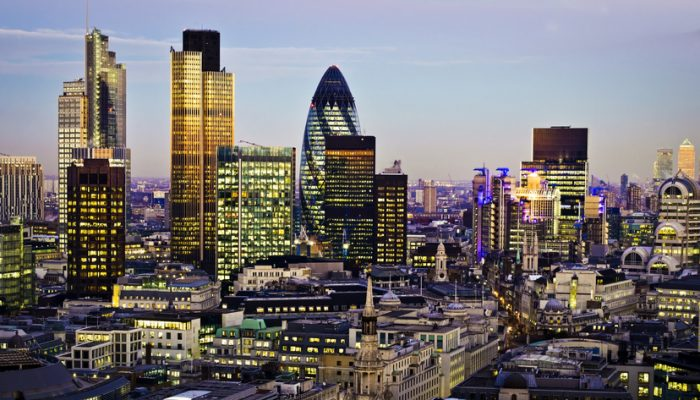 London beats global rivals to lure real estate cash