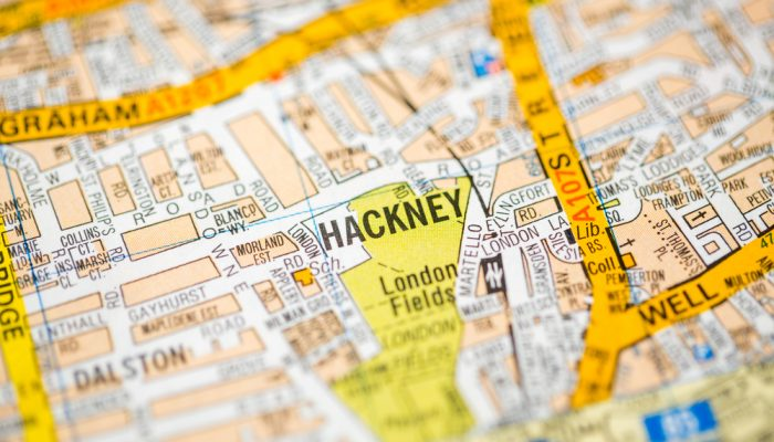Hackney has seen the fastest growth in rents in Britain over the past decade