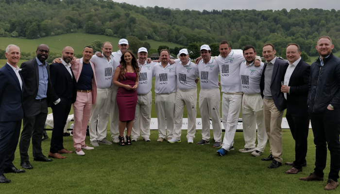 Nao Group Sponsors Annual Charity Cricket Day in Aid of the Lillywhite Foundation